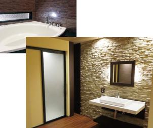 個室貸切風呂