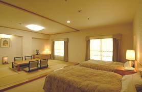 デラックス(和洋室) 3室