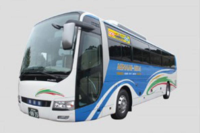 【期間限定】特別ツアーバス運行のお知らせ