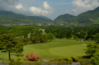 富士屋ホテル 仙石ゴルフコース