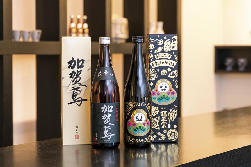 お土産も日本酒で決まり!