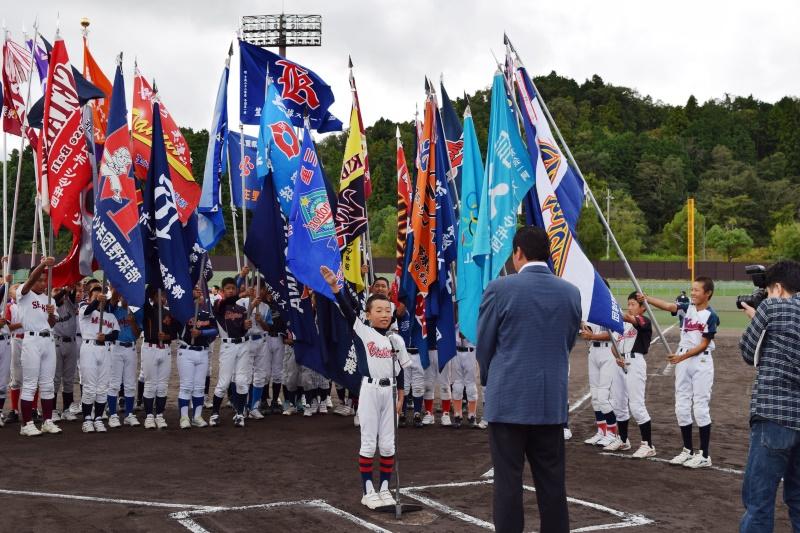 第6回「甲賀・湖南」学童軟式野球大会 結果報告
