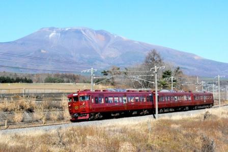 しなの鉄道観光列車『ろくもん』のランチプランと秋の駒ヶ岳散策3日間