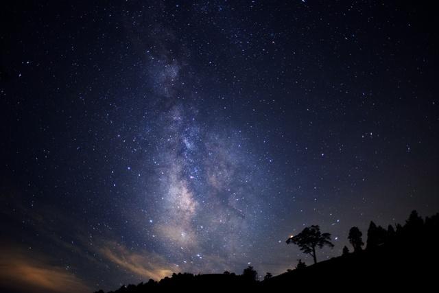 阿智村の『日本一の星空観賞』と『アルプス眺望列車』2日間