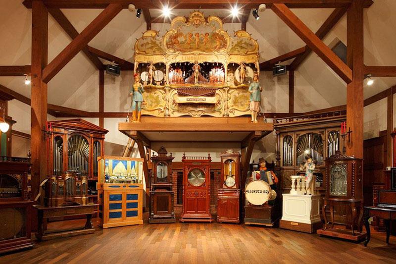 オルゴール博物館 ホール・オブ・ホールズ