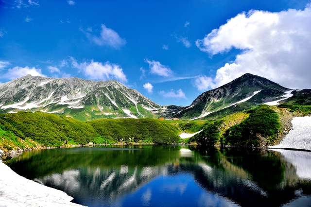 【北陸編】 立山室堂散策と琵琶湖、若狭の自然美を愉しむ3日間