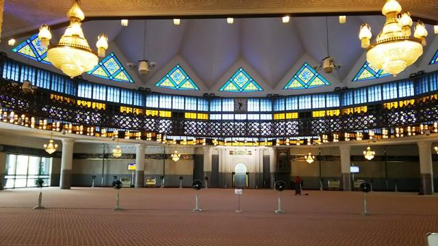 クアラルンプール国立モスク